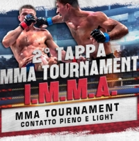 2° Tappa MMA TOURNAMENT Contatto pieno e light